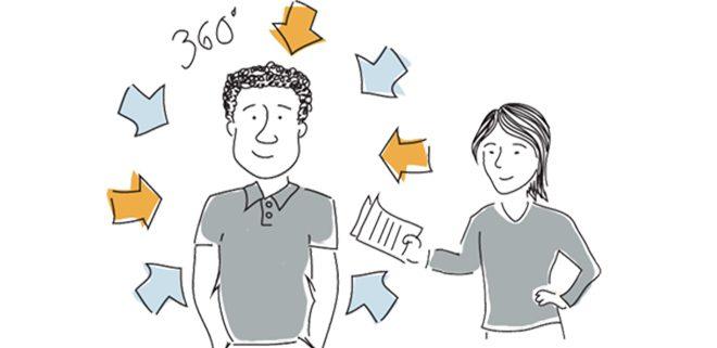 ¿Qué es la evaluación 360º y cómo ayuda a tu negocio?